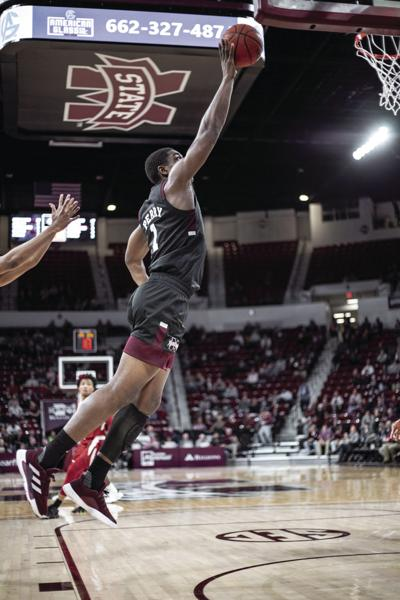 Perry leads Bulldogs in Soooiet win over Arkansas
