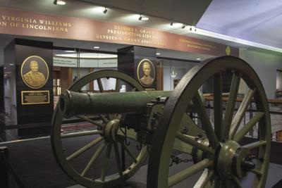 Civil War cannon clamors to campus