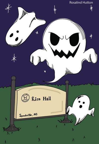 Haunted Rice Hall