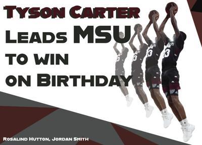 Tyson Carter Cutout