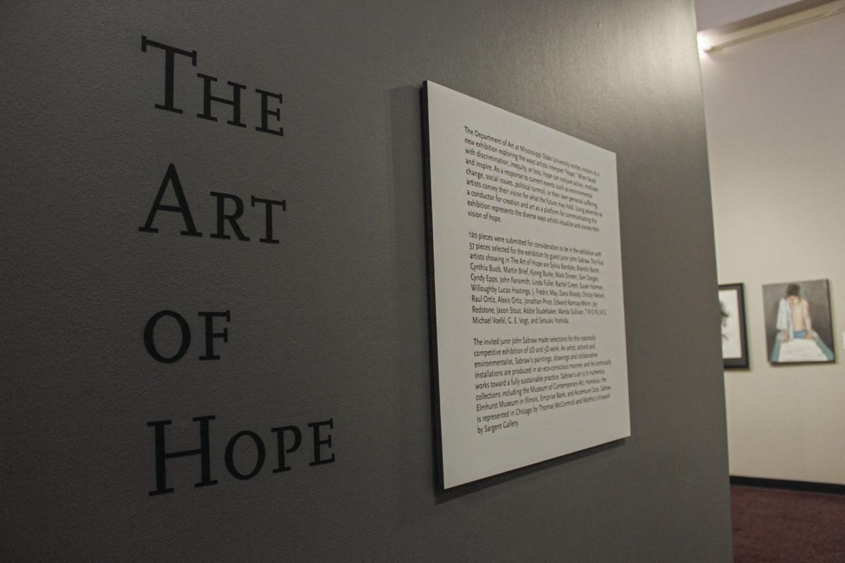 'Art of Hope' exhibit features works from artists across the country