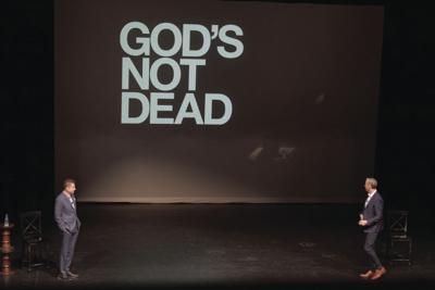 MSU alum, 'God's Not Dead' author speaks