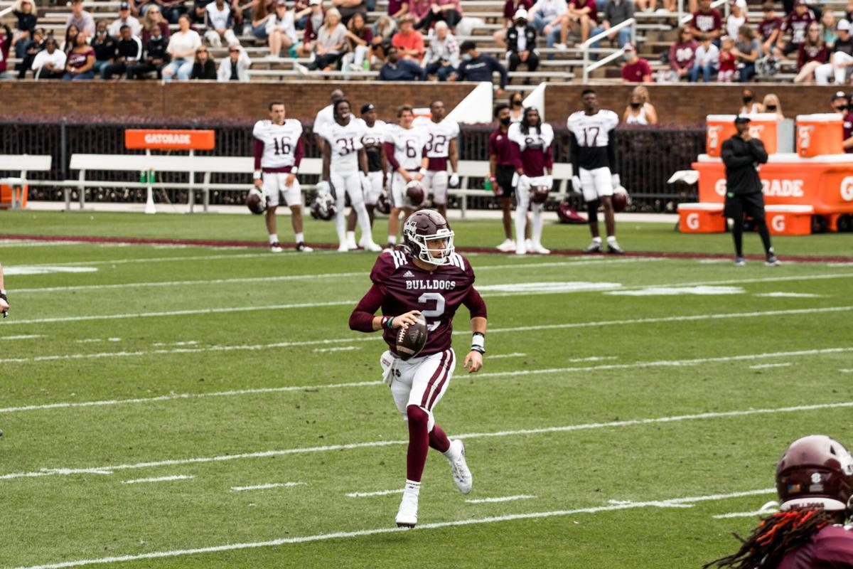 MSU football showcases quarterback depth in Maroon and White game