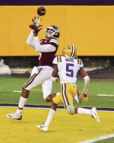 Osirus Mitchell and the win against LSU