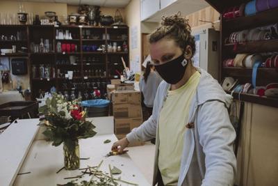 The University Florist celebrates a long tenure of service for MSU