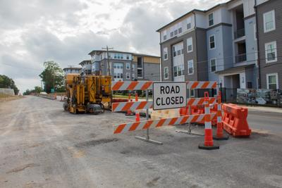 Parking, traffic and Blackjack Road: When will they be fixed?