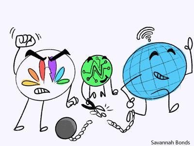 Comcast V Internet