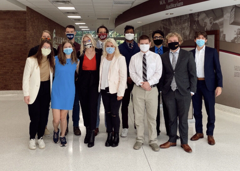 MSU Speech and Debate takes the regional competition, looks to nationals