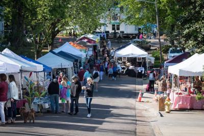 The Cotton District Arts Festival returns to Starkville