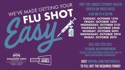 MSU emphasizes flu season during COVID-19