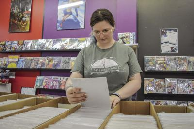 The Last Page is more than a comic book store