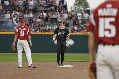 Baseball's Super weekend as they sweep No. 3 Arkansas