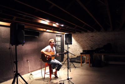 'Live from the Basement' hosts Intimate MSU Music Maker concert