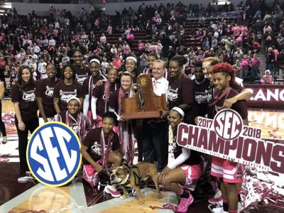 Two words now follow MSU women's basketball: SEC Champions