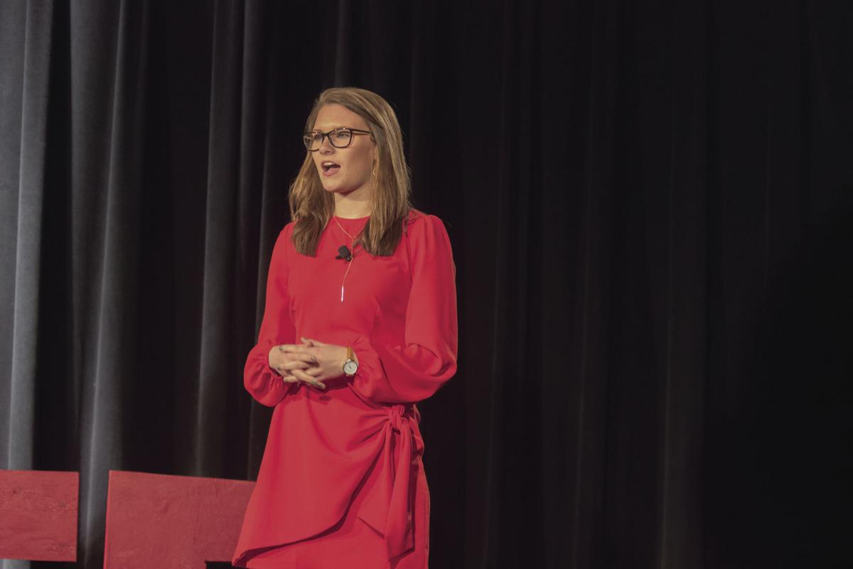 TEDx event tells attendants about 'Moving Forward'