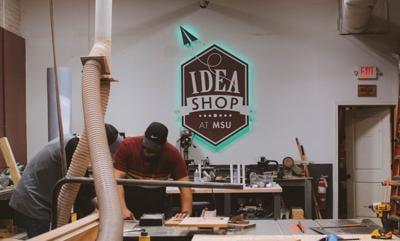 The Idea Shop strives to make Starkville the innovation capitol of Mississippi