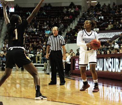 MSU Women's Basketball vs. Southern Miss