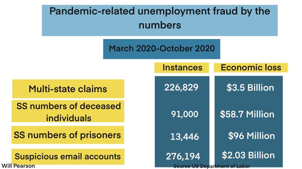 Fraud Infograph