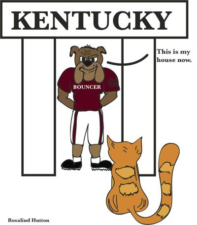 MSU looks to block Kentucky on road to first SEC game