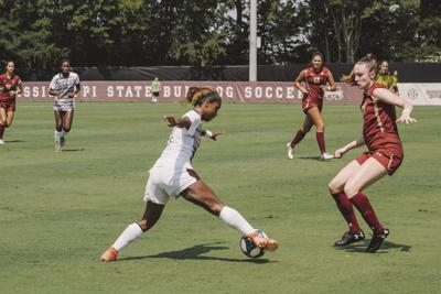 Soccer loses to Eagles, looks ahead to SEC