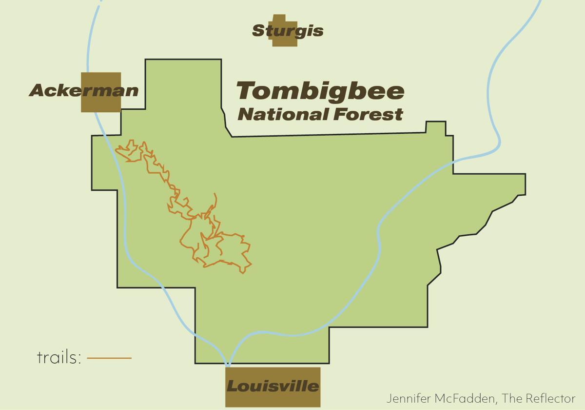 Tombigbee trail
