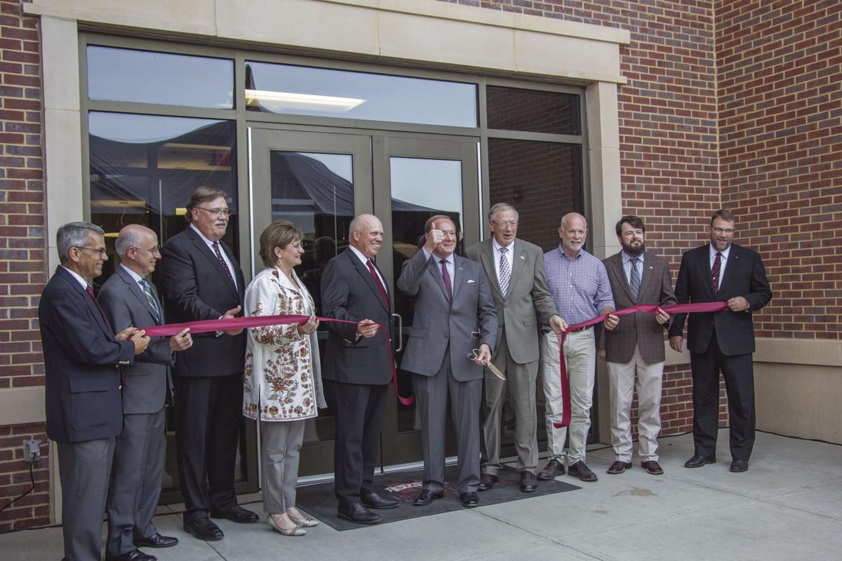 University commemorates opening of new Animal and Dairy Sciences Building
