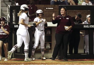 MSU's new softball head coach steps to the plate