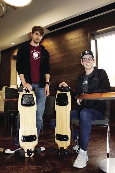Meet the future of longboarding at MSU
