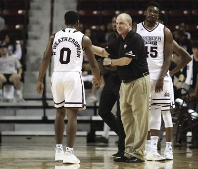 Ado out, Peters improving as men's basketball heads into season opener