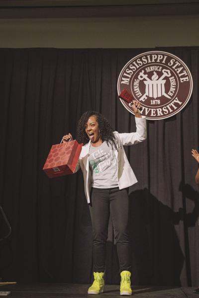 """Suicide survivor Erika Kendrick presents """"Who Moved My Happy"""""""