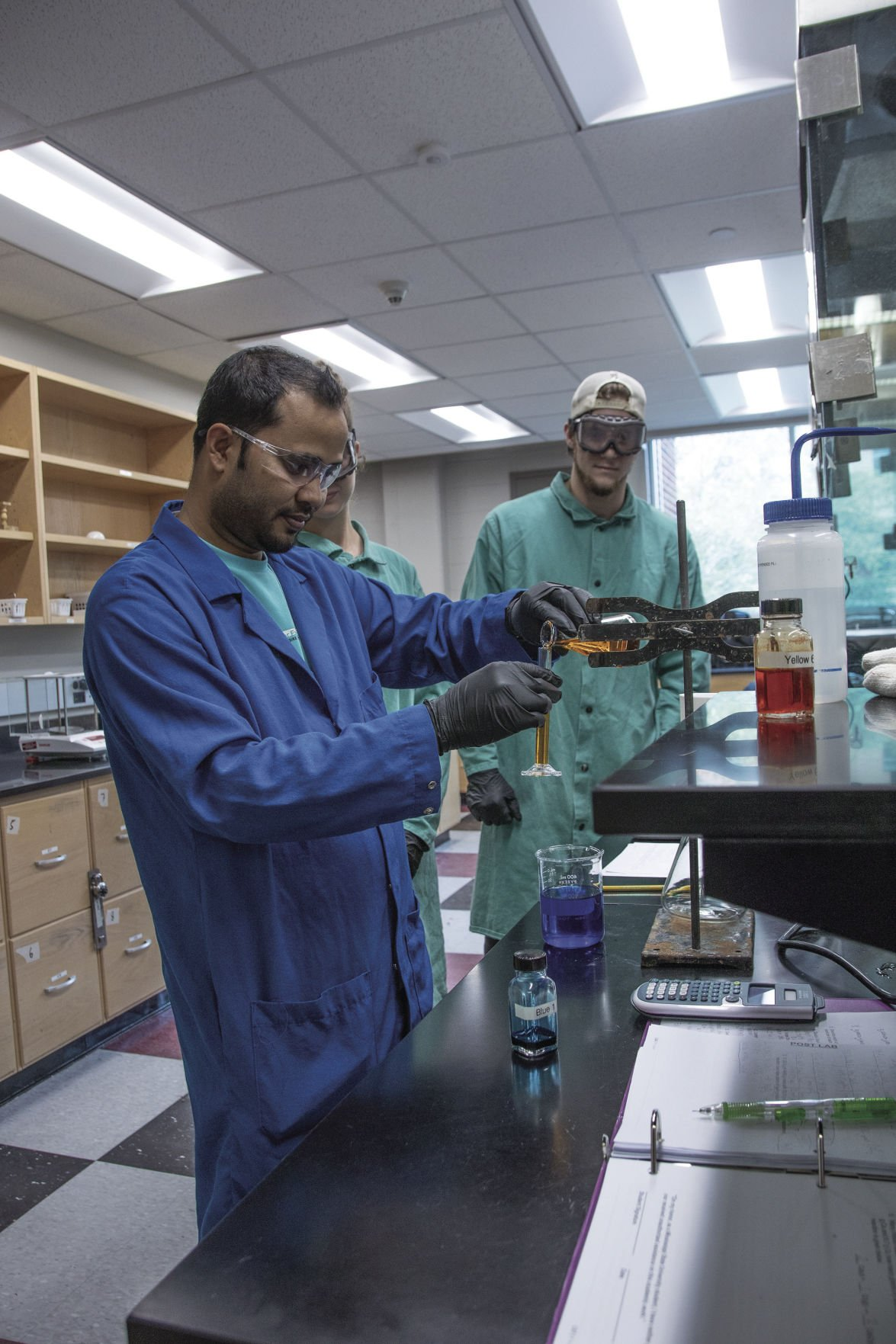 SMACS to host escape room, dunk tank for National Chemistry Week