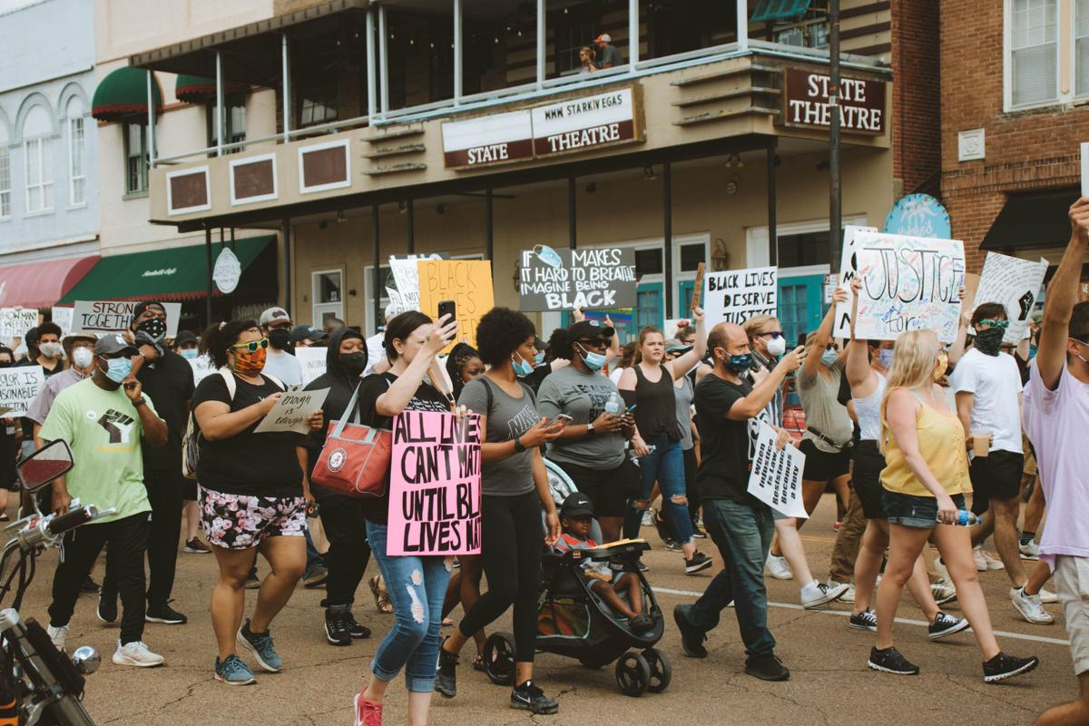 Justice March unites Starkville and MSU communities for change