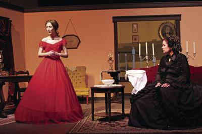 Starkville Community Theatre's 'The Heiress' is here