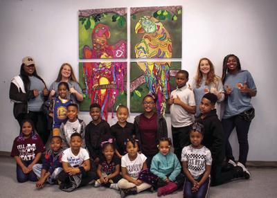 MSU introduces new Art Outreach Team