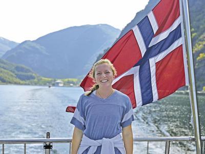 Study Abroad Spotlight: Kendra Sanders