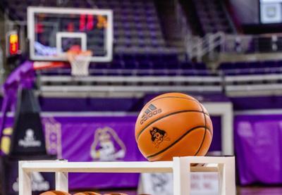 ECU basketball - rail tease
