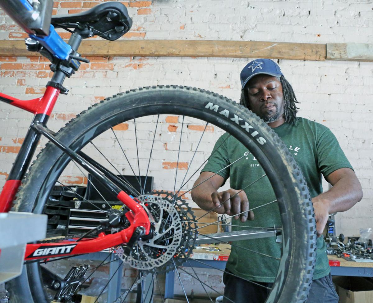 Bicycle shops struggle to keep up with demand 2