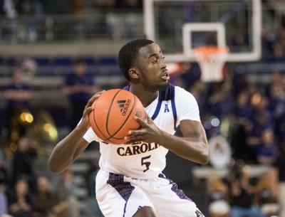 ECU Basketball