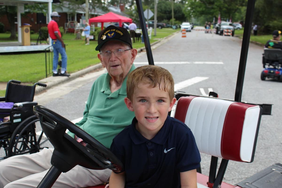 D-Day celebrations honor veterans, first responders, COVID heroes