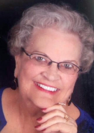 Betty Jean Cherry Clark