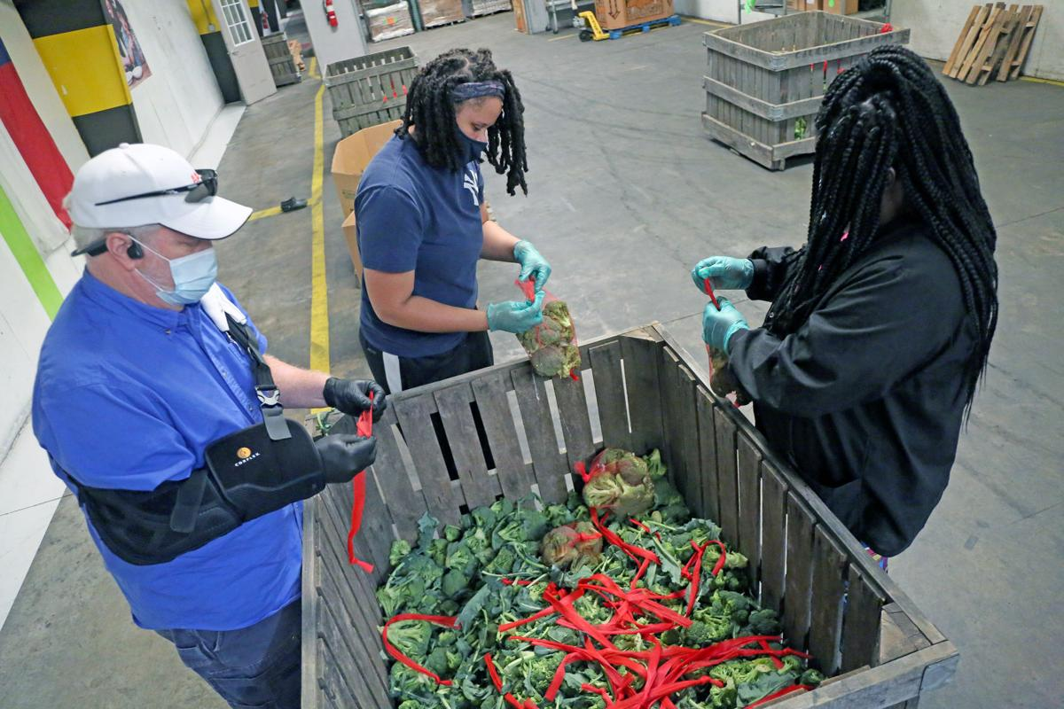 Food Bank serving 170,000 - 4