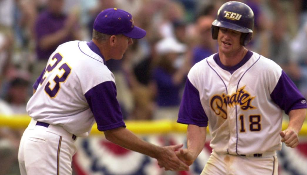 LeClair and Tracy