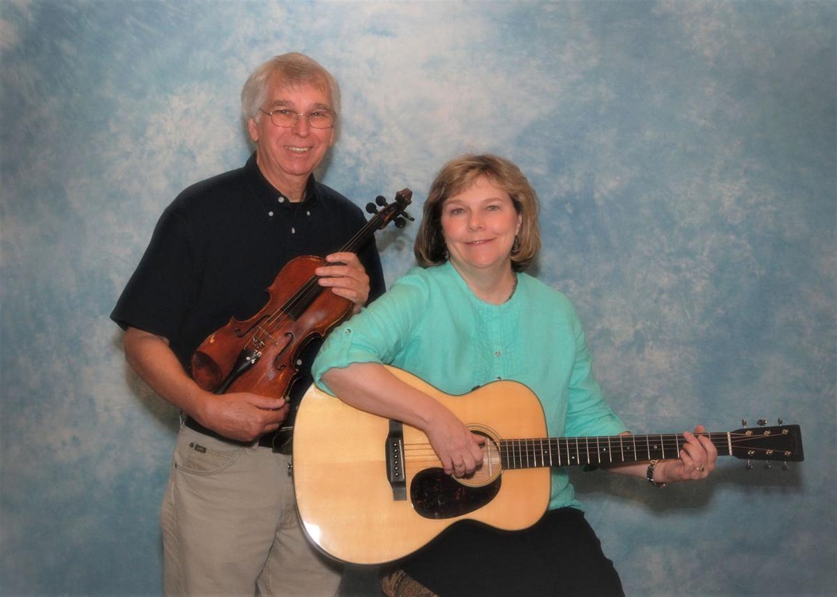 David and Sylvia Bjorkman