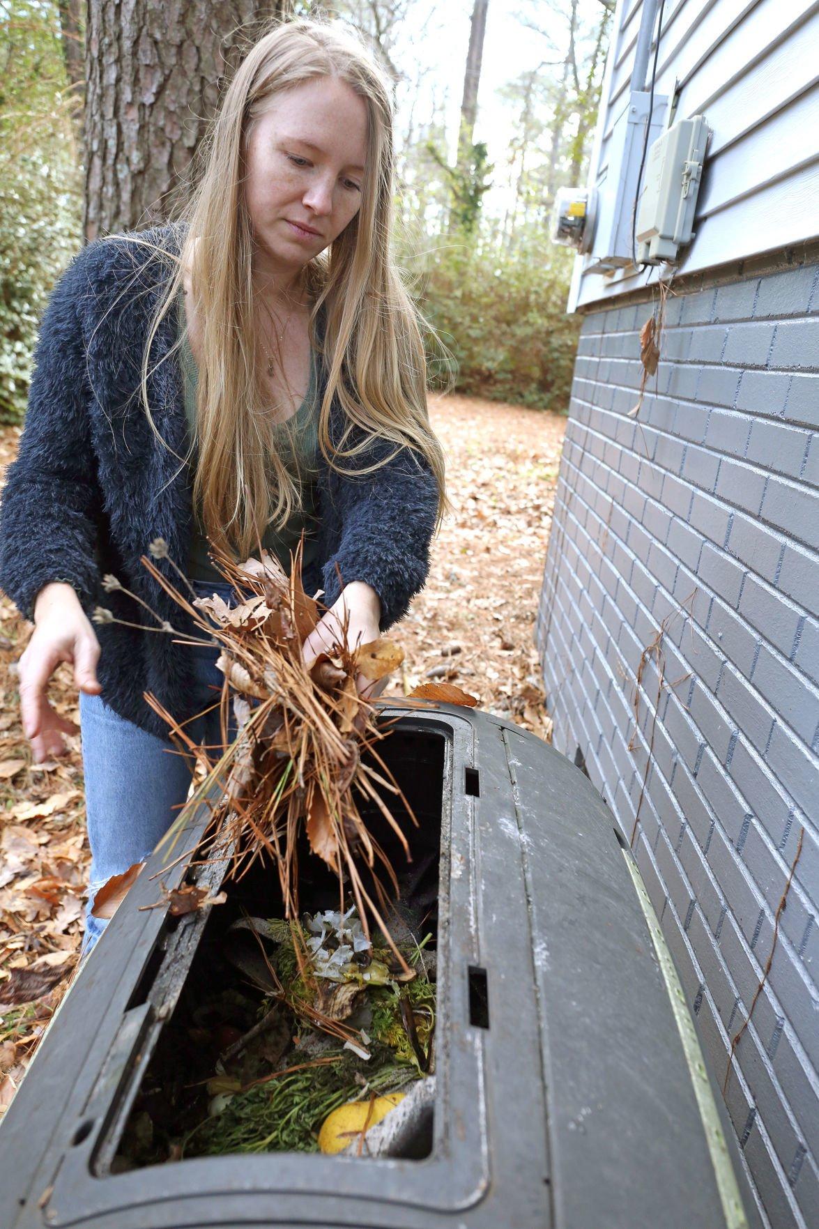 ECU graduate hoping to make composting easier in Greenville 5