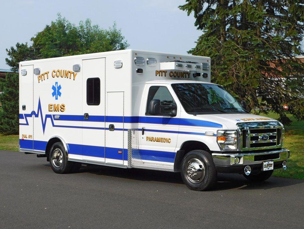 Pitt County EMS