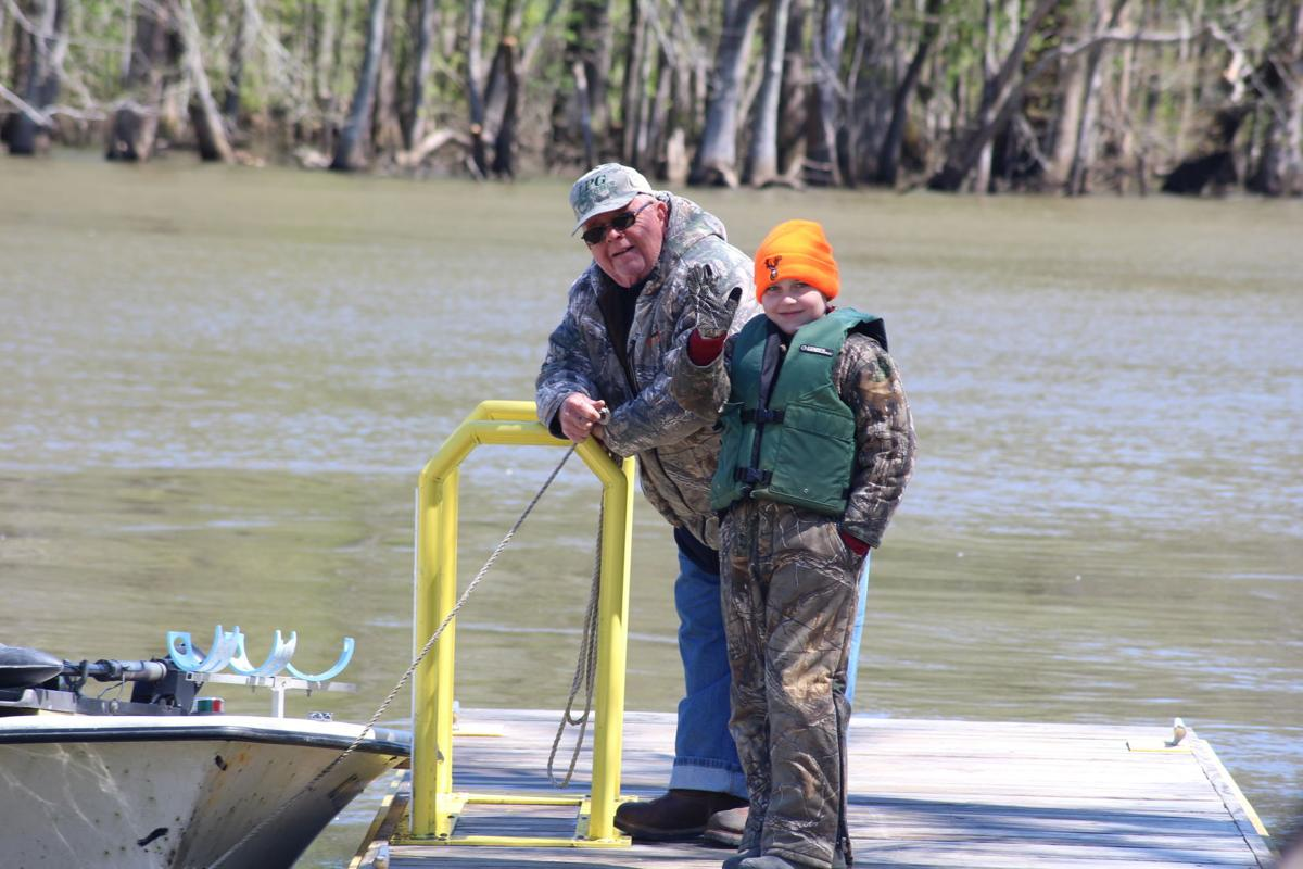 Love and Respect for the Outdoors : Team provides opportunities for youth