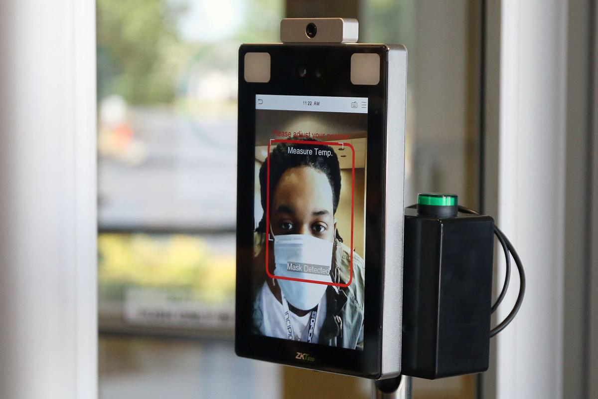 Victra has Covid-19 precautions in place at new TeleSales Center 8