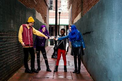 Descendants takes to the stage