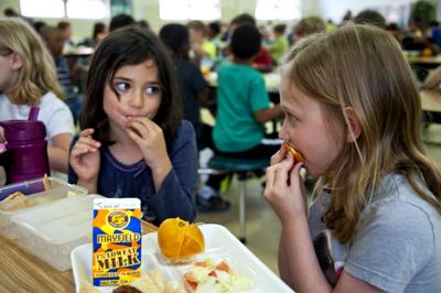 School and childcare healthy meal programs