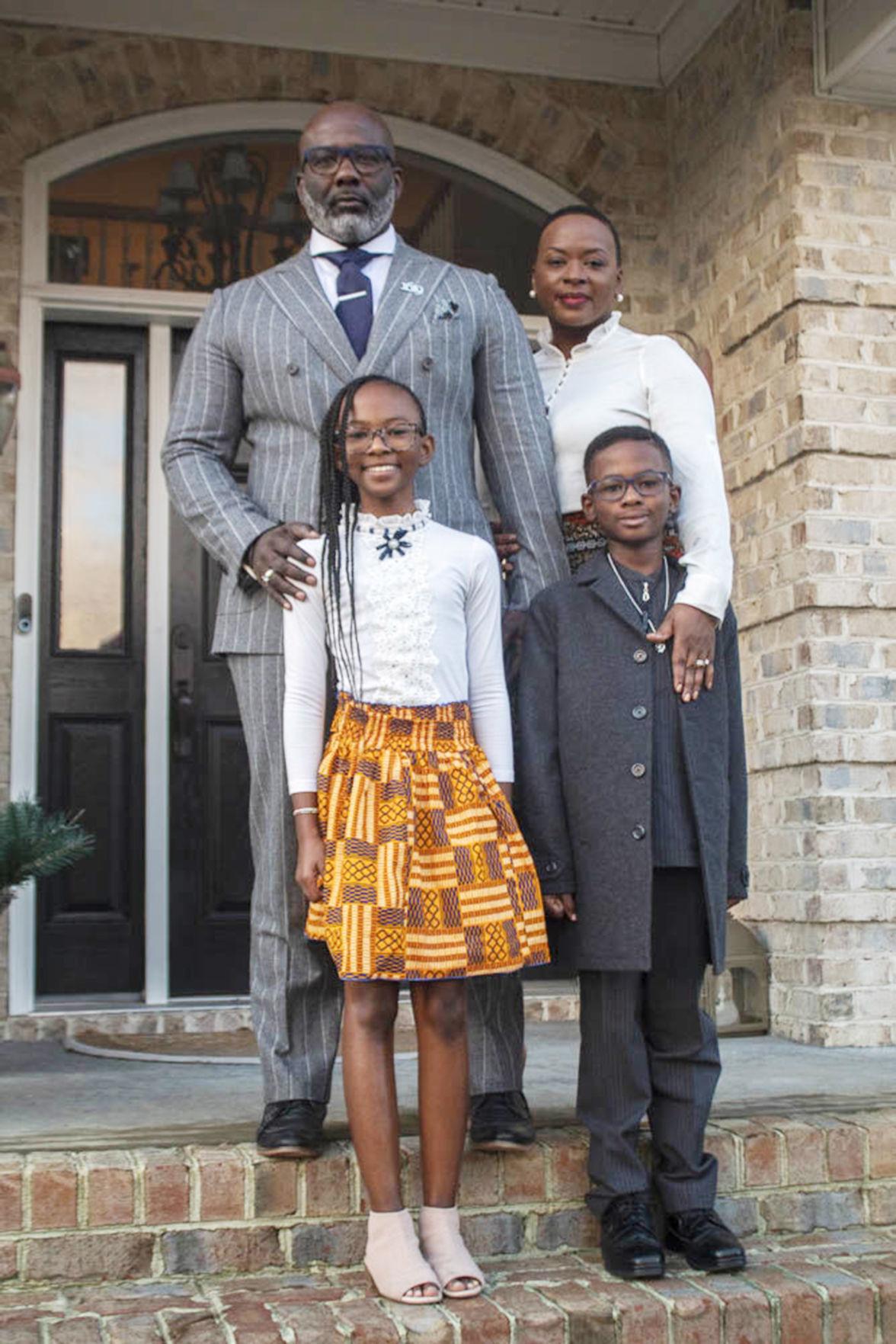 Taylor Family Portrait